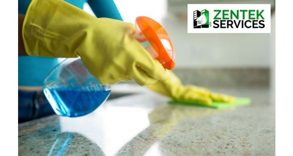 House Deep Clean and Sanitisation in House of Various Sizes with Zen Tek Services Contracting.