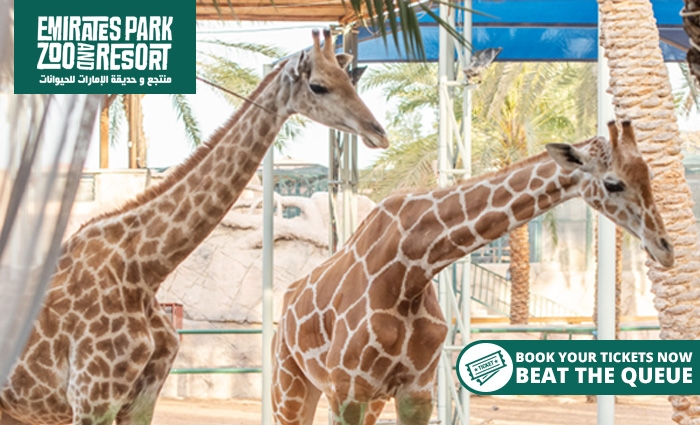 Emirates Park Zoo Tickets