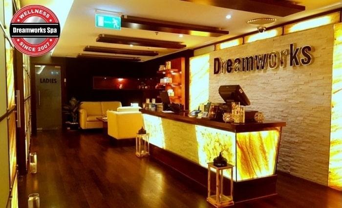 60 minutes Balinese Massage or DWS Signature  Facial At Dreamworks Spa - Available at 17 Locations.