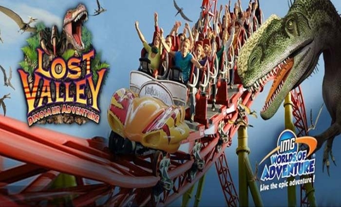 IMG Worlds of Adventure Ticket for AED 175 (Tax Inclusive)