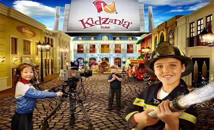 KidZania Friends & Family Regular Pass for Kids & Adults, starts at AED 48