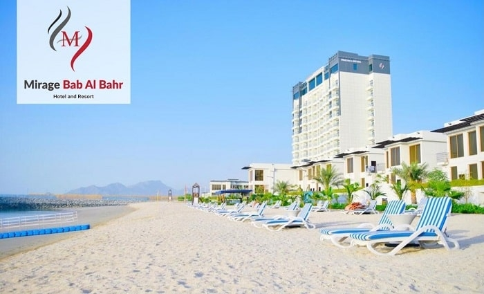 5* Stay at Mirage Bab Al Bahr Tower Dibba Fujairah with All Inclusive Option.