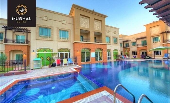 Mughal Suites RAK Couple & Family Getaway Packages from AED 249 only.