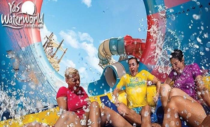 Yas Water Park Unlimited Day Access with meal