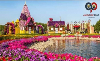 Miracle Garden + City Tour