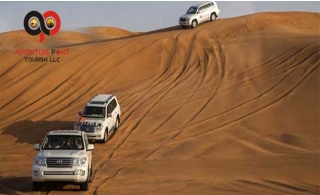 Desert Safari with BBQ Dinner and Activities