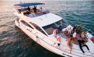 Luxury Boat Ride For up to 20 People From AED 440 at Centaurus charter
