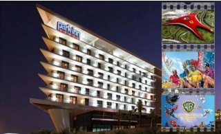 1-3 Nights Stay at Park Inn Hotel Yas island with Breakfast Package includes Ferrari World, Yas water World & Warner Bros Tickets