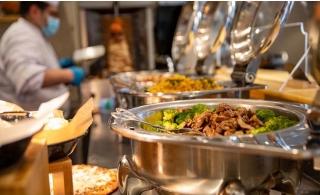 Friday Lunch Buffet at Roda Amwaj Suites