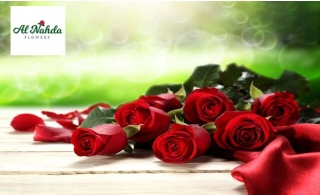 Up to 50 Roses with Free Sharjah Delivery