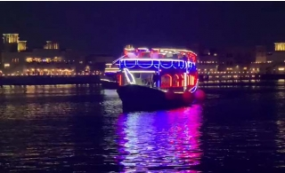 Creek Dinner Dhow Cruise at Universal Tourism