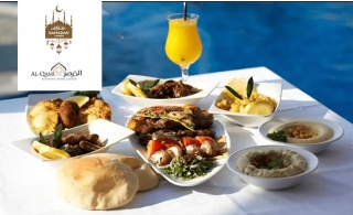 5-Star Arabic Iftar Set Menu at Al Qasr Restaurant