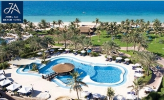 5* JA Beach Hotel Resort View Family Stay with Breakfast for AED 299 only.