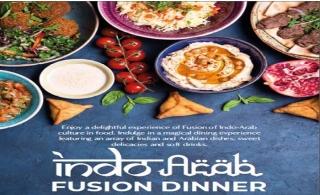 Enjoy Dinner every Thursday night at Samar Casual Dining , Roda Amwaj Suites