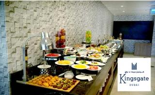 Enjoy Friday Brunch + Pool Access @ Hatay House Restaurant, Grand Kingsgate Waterfront Hotel.