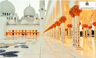 Full Day Abu Dhabi City guided tour by Desert Dunes Tourism from AED 85 Only!