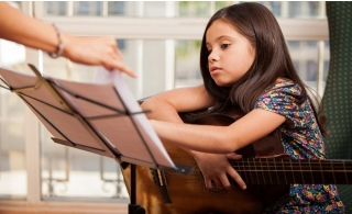 Music Classes for Beginners: Guitar, Drums, Piano/Keyboard  at Rock Star Music & Dance.