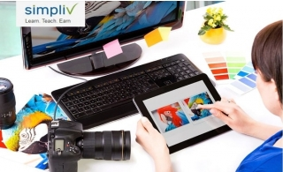 Adobe Photoshop Online Course From Simpliv Learning