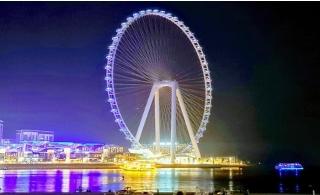 Ain Dubai Ferris Wheel: The World's Largest and Tallest Observation Wheel