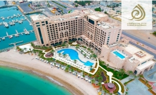 5* Al Bahar Hotel and Resort Fujairah Family Stay with Breakfast.