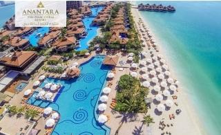5* Anantara The Palm Dubai Resort One-Night Stay with Breakfast.