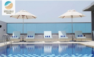 1-Night Stay + Park Tickets @Beach Walk Hotel