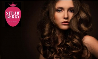 Hair Packages at Strawberry Nails