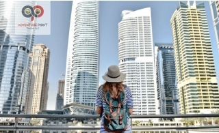 Roam around the whole city of Dubai with city tour with transportation options by Adventure Point Tourism from only AED 45.