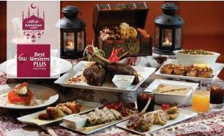 Iftar Buffet @Best Western Pearl Creek