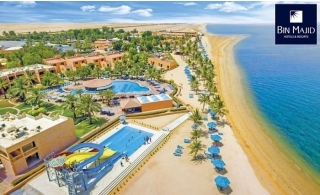 4* Bin Majid Beach Resort Ras Al Khaimah All Inclusive with Water Activities.
