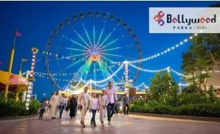 BOLLYWOOD PARKS™ Dubai One Day Pass.