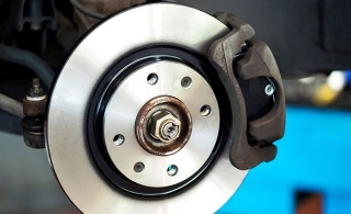 Boost your vehicle's stopping power by replacing it with quality brakes! 2 or 4 Brake pad replacement with free disc machining from Meeraj Auto Center from AED 99