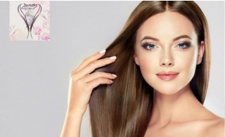 Regular or Brazilian Keratin packages at Socrates Beauty Lounge, from AED 149.