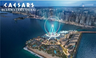 5* Caesars Resort Blue Waters Island One Night Stay With Breakfast or Half-Board.