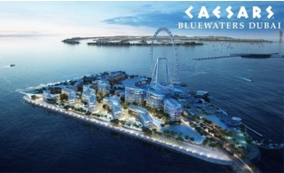5* Caesars Resort Blue Waters Island 1-Night Family Stay with breakfast