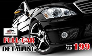 Full Car Detailing at MOS Car Accessories