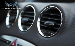 Car AC Check-Up, filter cleaning, AC Gas top Up and more from Atlantis Auto Care, starting at AED 49.