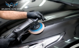 Complete Interior or with Exterior Car Detailing with VIP Options from Atlantis Auto Care, starting at AED 149.