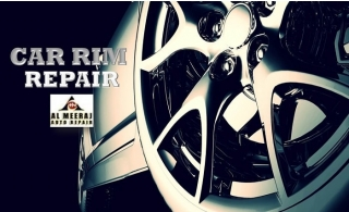 Restore your car's best shape with repair for 1 rim for just AED 149 from Meeraj Auto Repair. Package for 4 rims also available.