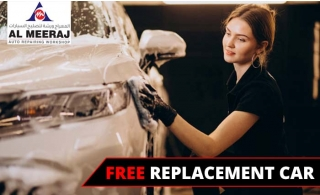 Restore your car's shine with detailing packages by Al Meeraj Auto Repair