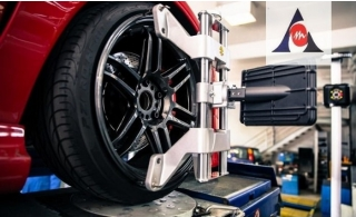 Computerised Car Wheel Balancing from Al Meeraj Auto Repair from AED 29 only. Book now!