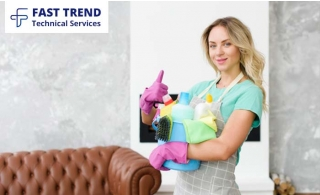 3, 4 or 6 Hours of House Cleaning Services from AED 79