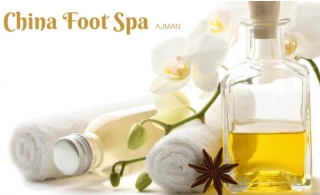 60 minutes Relaxation Therapy from AED 99 at China Foot Spa - Ajman