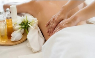 Hot Oil or Thai Relaxation Treatment at Thailand Meditation Center. Four hands Therapy Available.