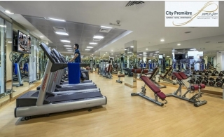 Monthly Gym Membership & Pool Access at City Premiere Marina Hotel Apartments, starting at AED 299