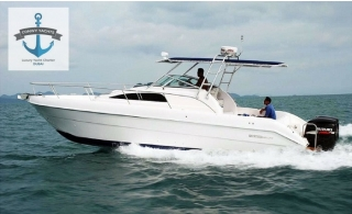 Luxury Boat Ride for 10 people at AED 450 from Conwy Leisure Yacht