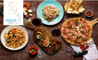 3-course set menu with drinks at Al Dente Restaurant from AED 69 AED