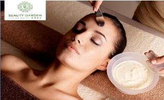 Enjoy some skin cleansing or refresh your hair ends to feel pampered and renewed at Beauty Garden Ladies Salon in JLT, from AED 59 only.