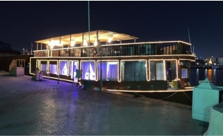 2 Hours Glass Creek Cruise with International Buffet Dinner and 4 live entertainment