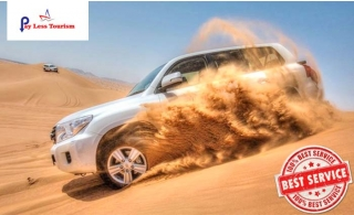 Desert Safari inclusive of buffet dinner, fun activities, entertainment and more from Payless Tourism.